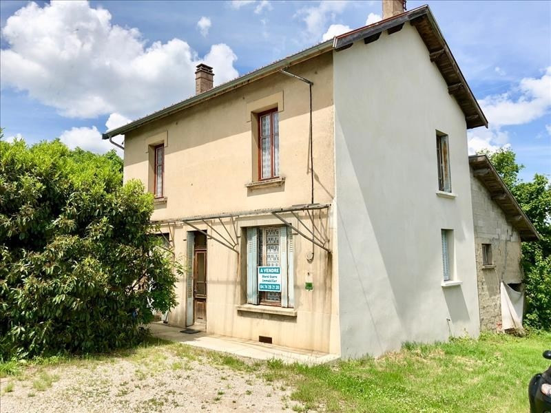 Verkoop  huis Nivolas vermelle 130000€ - Foto 1