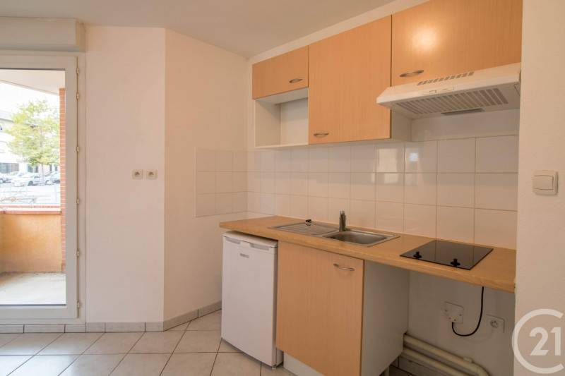 Rental apartment Tournefeuille 515€ CC - Picture 2