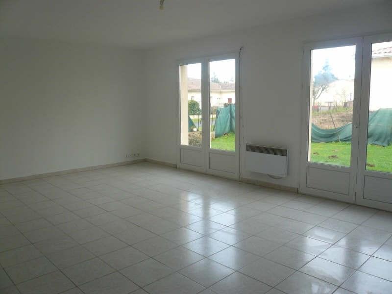 Rental house / villa St andre de cubzac 758€ CC - Picture 2