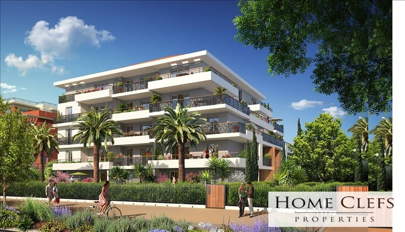 Vente appartement Cannes la bocca 403 000€ - Photo 3