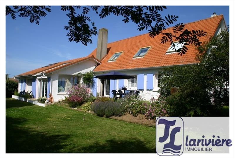 Sale house / villa Ambleteuse 546 000€ - Picture 3
