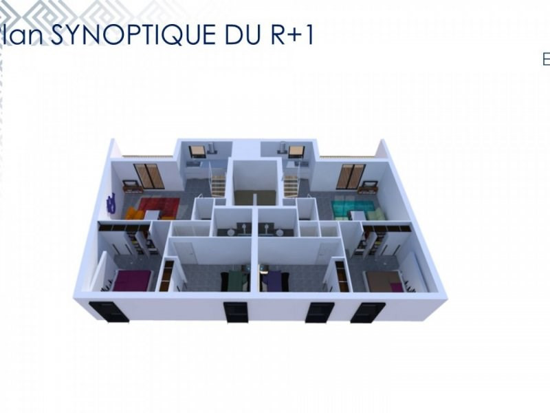 Sale apartment Nimes 250000€ - Picture 1