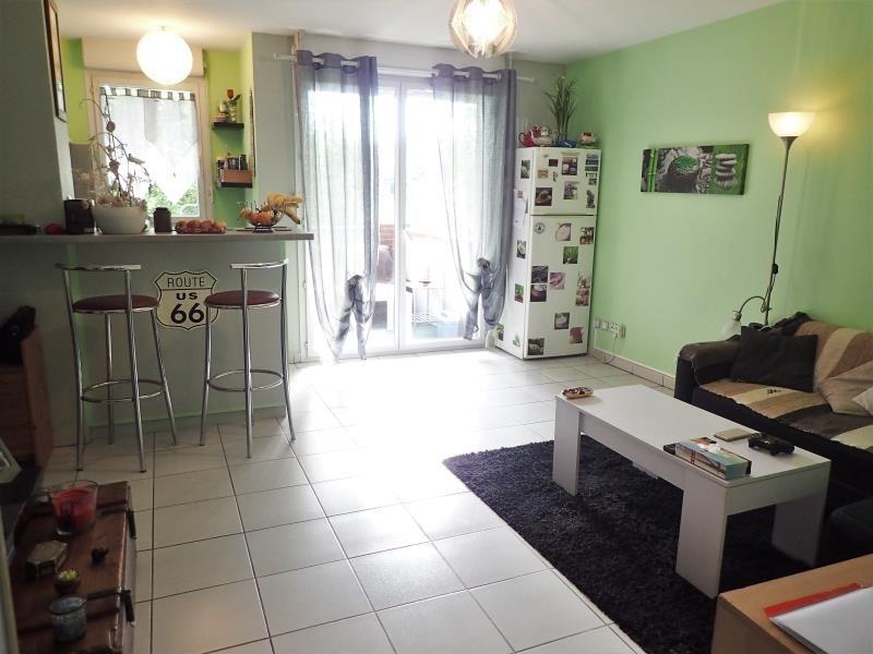 Sale apartment Toulouse 123000€ - Picture 2
