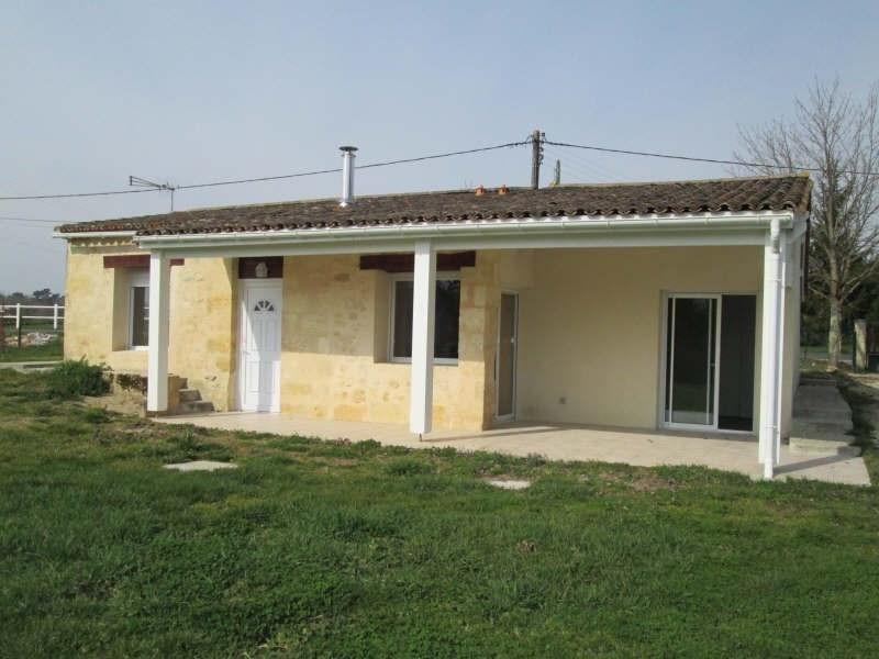 Location maison / villa St andre de cubzac 730€ CC - Photo 1