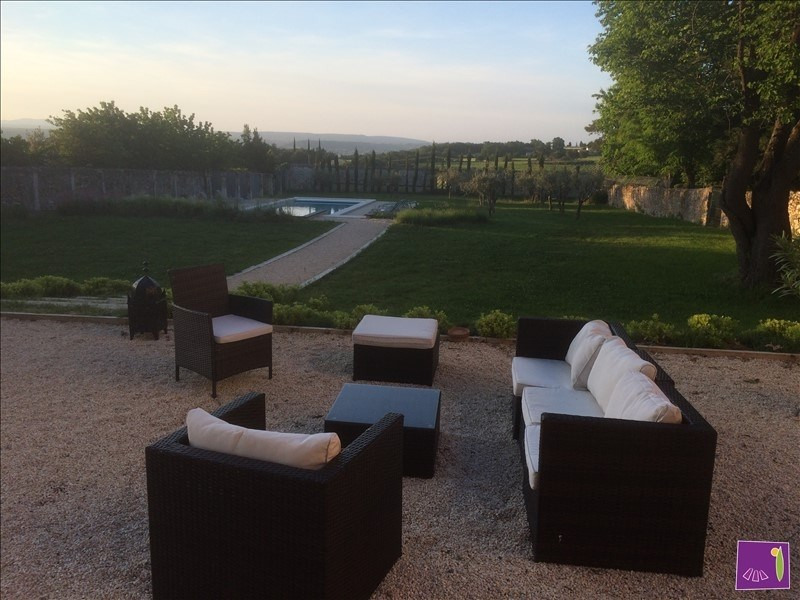 Deluxe sale house / villa Goudargues 1495000€ - Picture 3