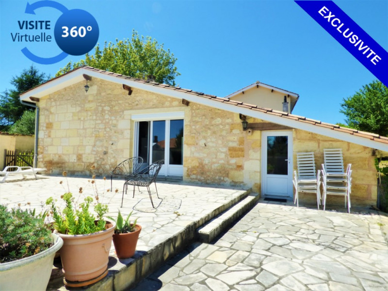 Sale house / villa Carbon-blanc 480500€ - Picture 2