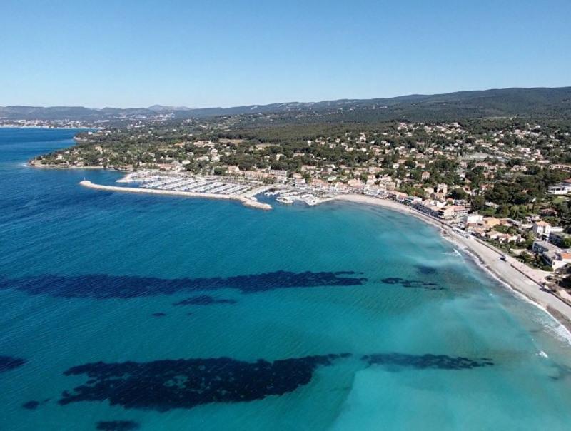 Location vacances appartement Saint cyr sur mer 460€ - Photo 7