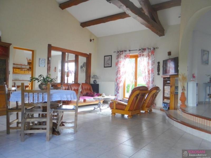 Deluxe sale house / villa Nailloux 550000€ - Picture 3