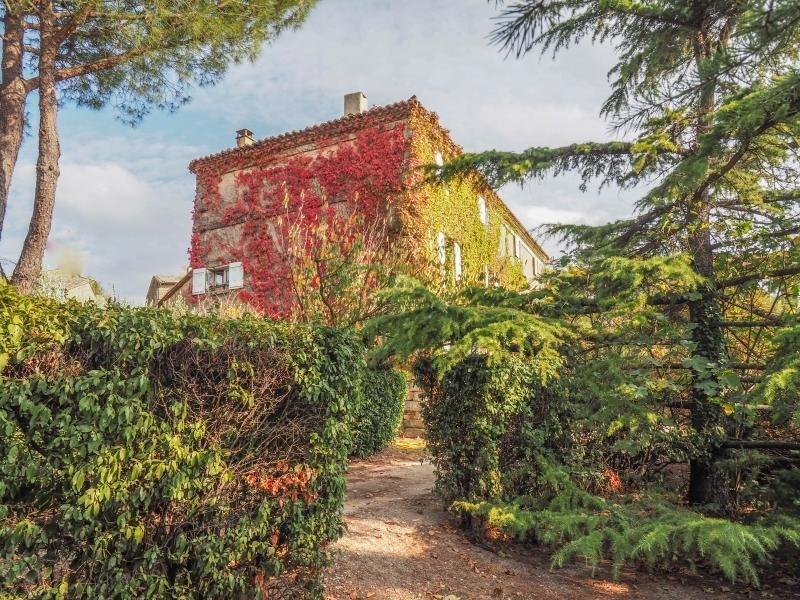 Venta de prestigio  casa Uzes 649000€ - Fotografía 1