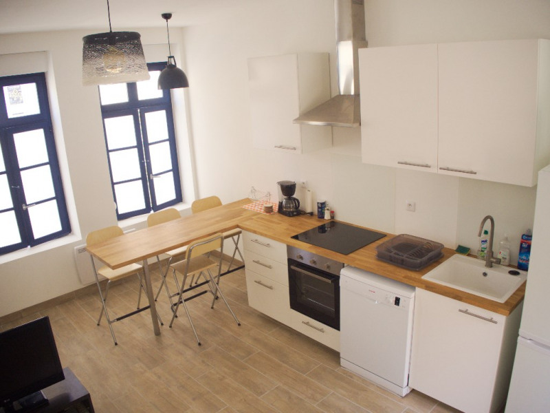 Rental house / villa Saint omer 298€ CC - Picture 1