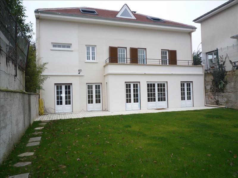Locação casa Vaucresson 4200€ CC - Fotografia 1