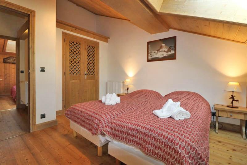 Sale apartment La rosière 460000€ - Picture 10