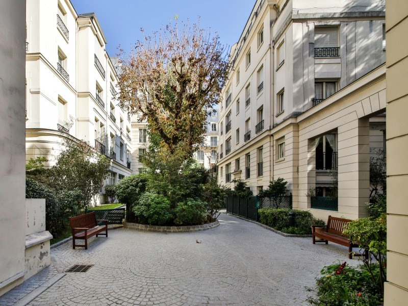 Sale apartment Paris 17ème 399 000€ - Picture 11