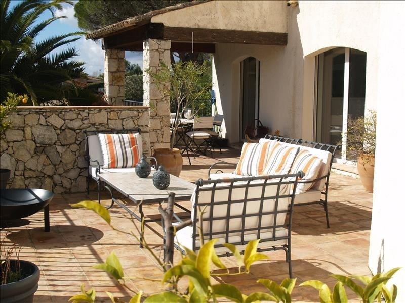 Deluxe sale house / villa St raphael 1350000€ - Picture 2