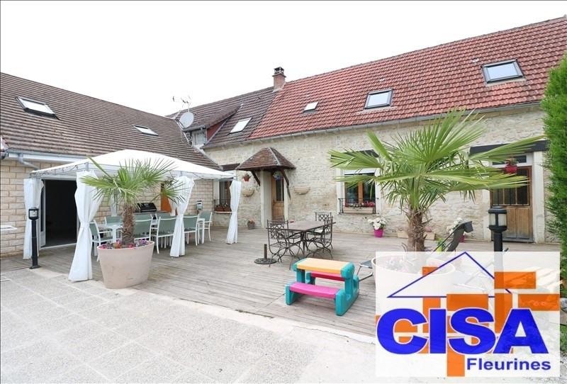Vente maison / villa Villers st paul 319000€ - Photo 1