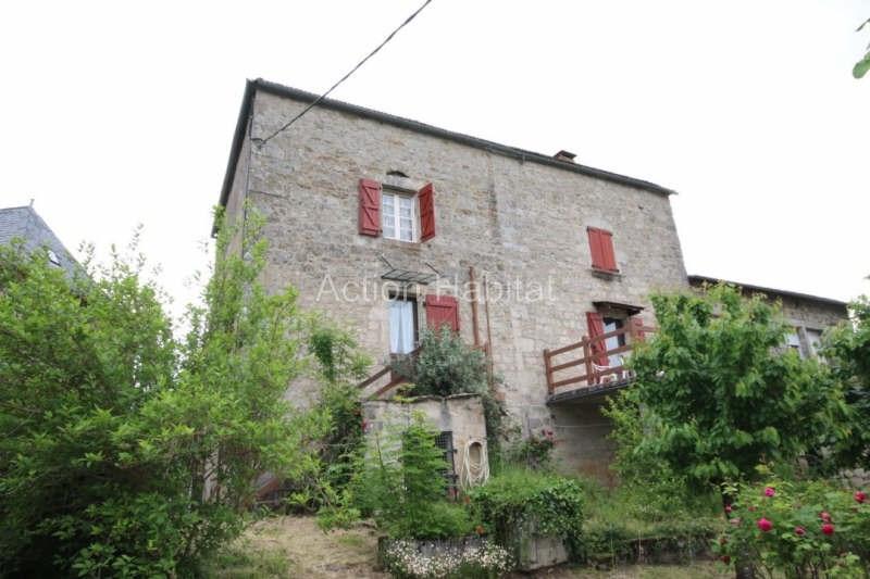 Vente maison / villa Najac 90100€ - Photo 10