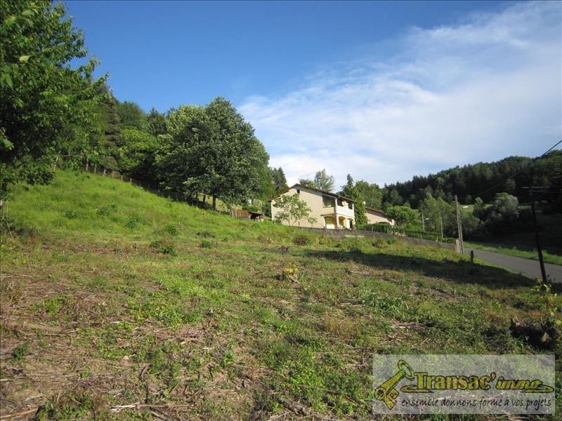 Vente terrain Thiers 29000€ - Photo 1