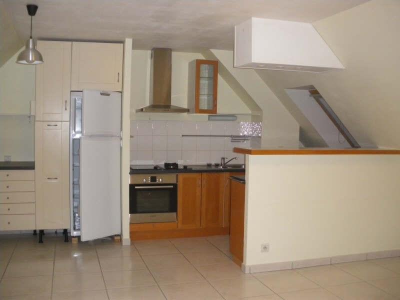 Sale apartment La chapelle en serval 154000€ - Picture 2