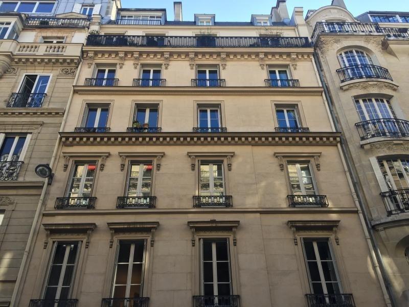 Location bureau Paris 9ème 450€ CC - Photo 1