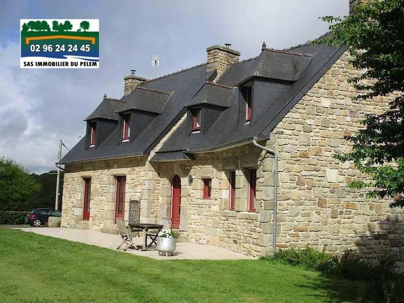 Sale house / villa Lanrivain 254400€ - Picture 1