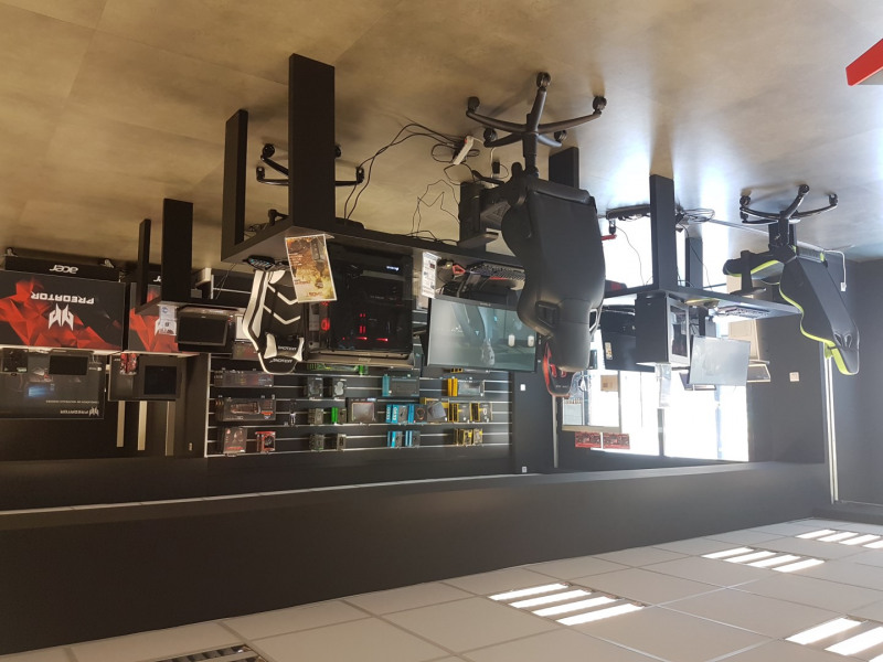 Vente local commercial Grenoble 74 000€ HT - Photo 3