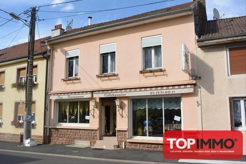Vente immeuble Raon l etape 157000€ - Photo 1