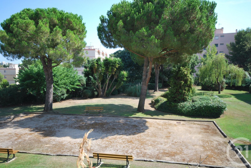 Rental apartment Antibes 810€ CC - Picture 2