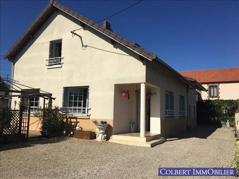 Vente maison / villa Mont st sulpice 138000€ - Photo 5