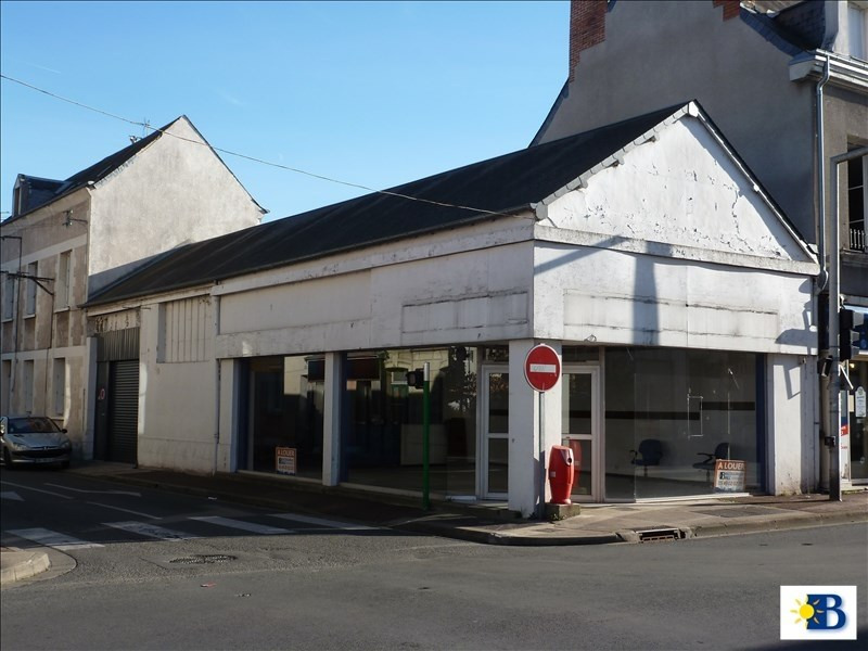 Location boutique Chatellerault 660€ HT/HC - Photo 1