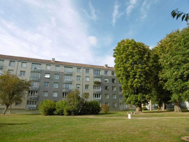 Sale apartment Bonsecours 89500€ - Picture 1