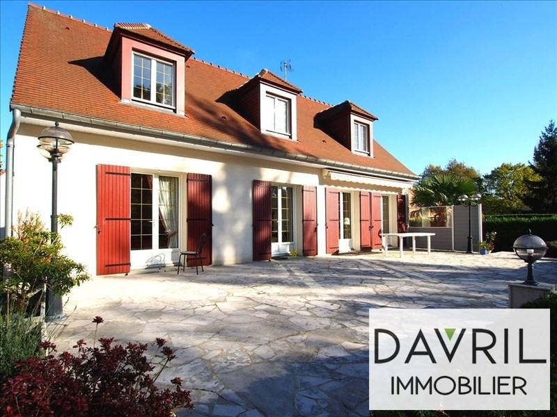 Sale house / villa Triel sur seine 524500€ - Picture 4