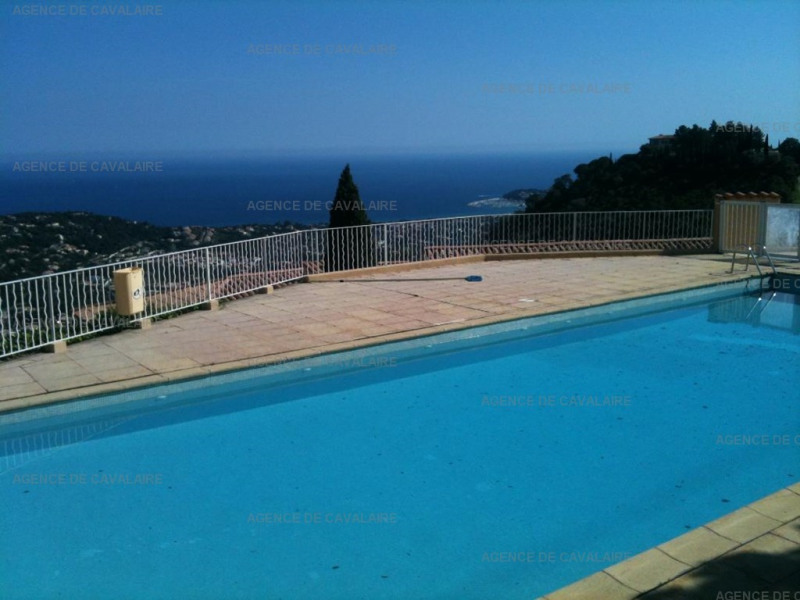 Vacation rental apartment Cavalaire sur mer 750€ - Picture 3