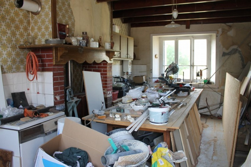 Revenda casa Gouville sur mer 107000€ - Fotografia 2
