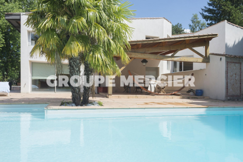 Deluxe sale house / villa Vienne 740000€ - Picture 7