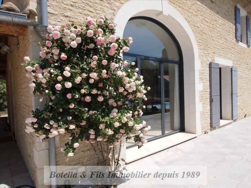 Immobile residenziali di prestigio casa Uzes 730000€ - Fotografia 4