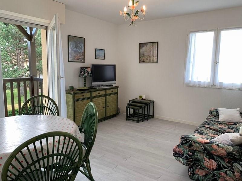 Verkoop  appartement Tourgeville 241500€ - Foto 5