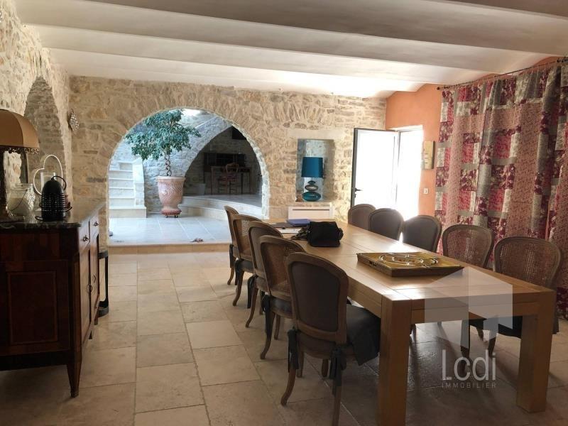 Vente de prestige maison / villa Vézénobres 841000€ - Photo 3