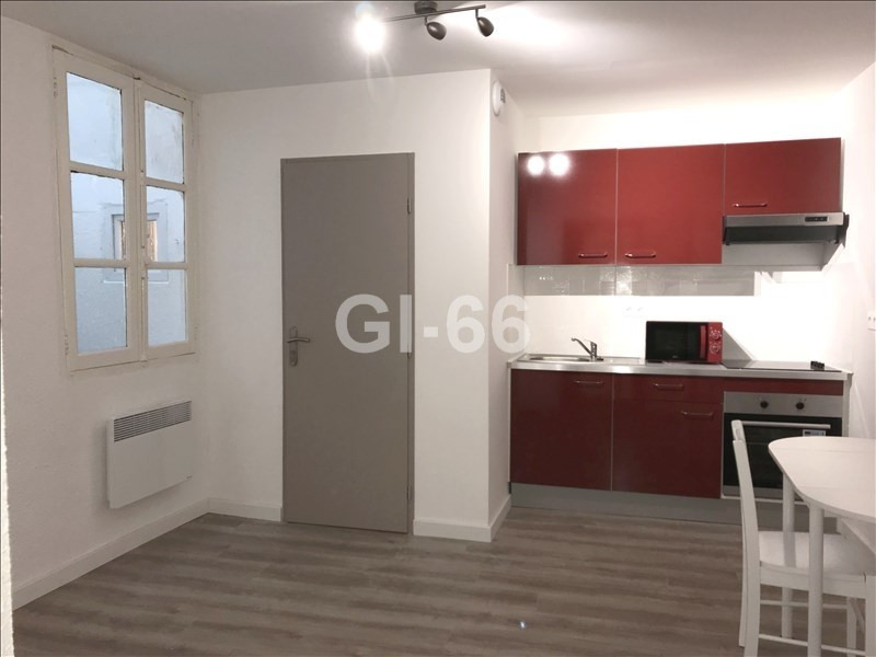 Rental apartment Perpignan 500€ CC - Picture 1