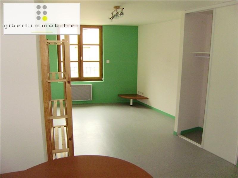 Rental apartment Le puy en velay 241,79€ CC - Picture 1