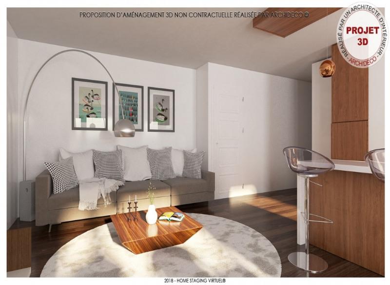 Sale apartment Suresnes 478000€ - Picture 2