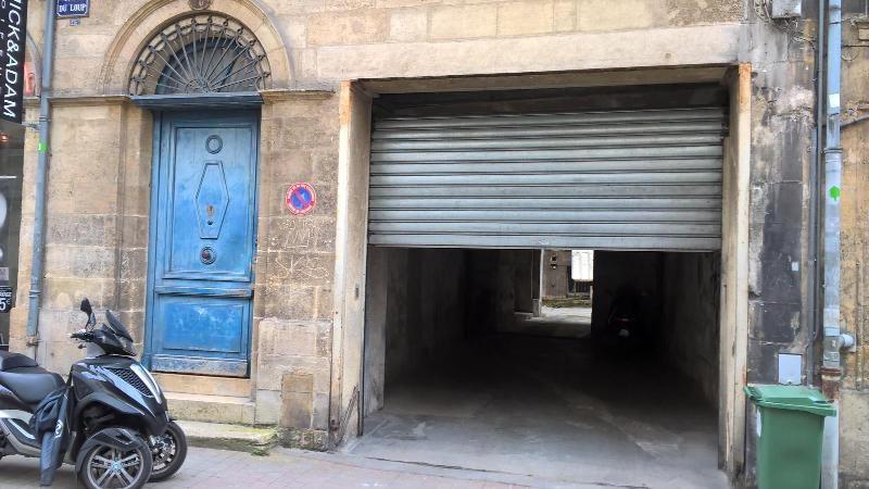 Location parking Bordeaux 54€ CC - Photo 1