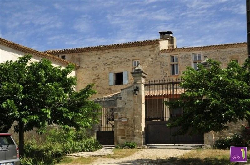 Immobile residenziali di prestigio casa Uzes 1590000€ - Fotografia 9