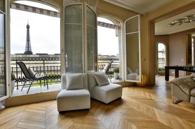 Deluxe sale apartment Paris 16ème 6 500 000€ - Picture 2