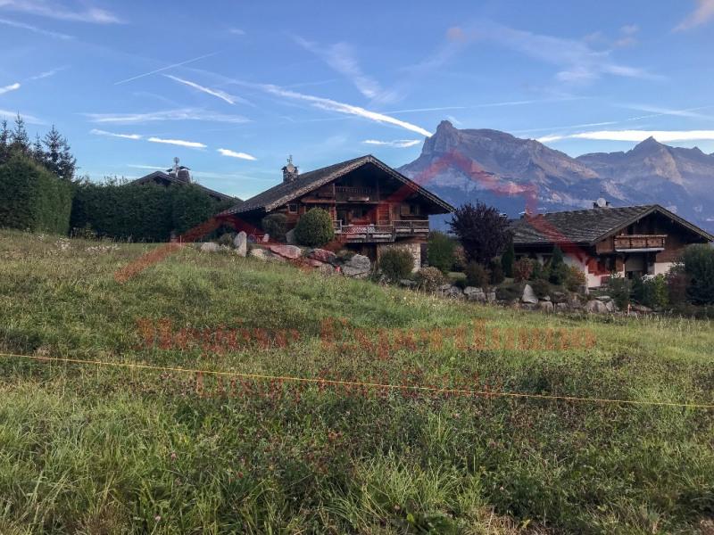 Vente terrain Combloux 483360€ - Photo 2