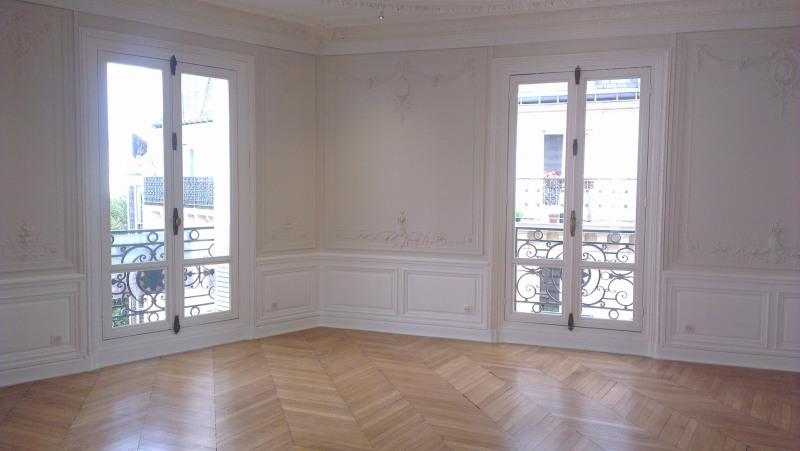 Rental apartment Paris 16ème 5510€ CC - Picture 2