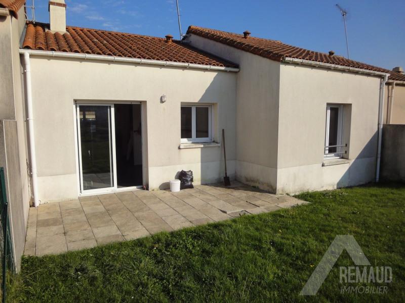 Rental house / villa Belleville sur vie 600€ CC - Picture 2