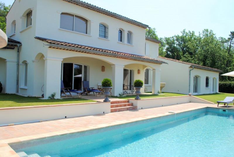 Vente de prestige maison / villa Callian 2300000€ - Photo 1
