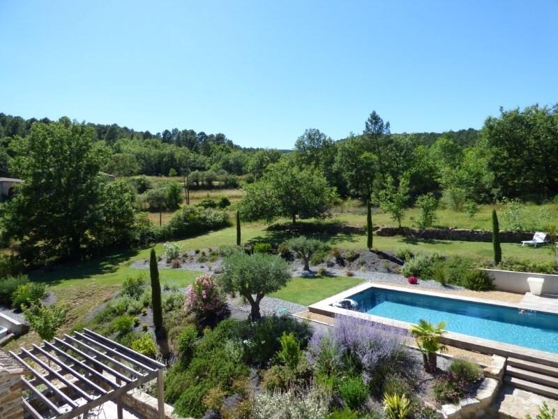 Immobile residenziali di prestigio casa Barjac 945000€ - Fotografia 3