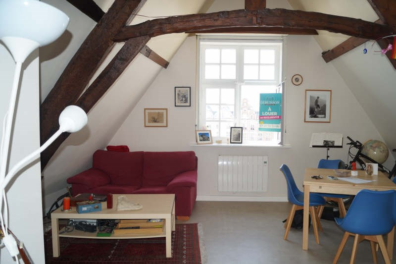 Vermietung wohnung Arras 592€ CC - Fotografie 1