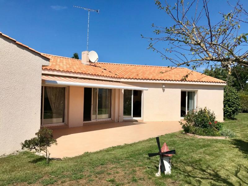 Vente maison / villa La mothe achard 273500€ - Photo 1